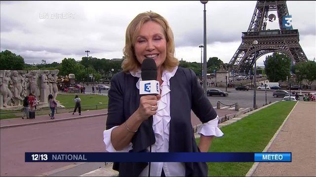 Météo : 85% d'excédents en pluie à Paris ce printemps