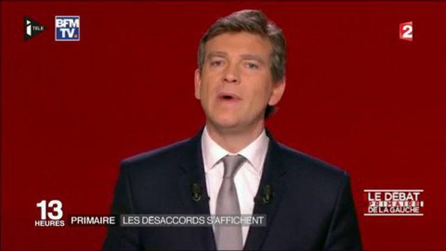 Primaire de la gauche : ce qu'il faut retenir du deuxième débat