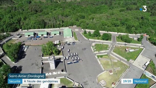 Police : un centre d'entraînement pour se préparer aux manifestations