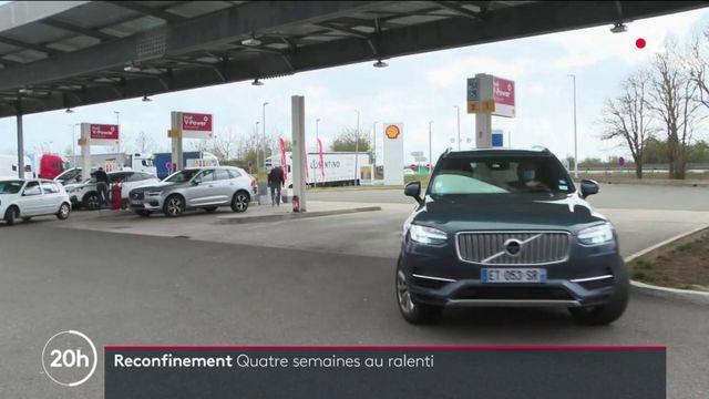 Reconfinement : la France est de nouveau au ralenti pour quatre semaines