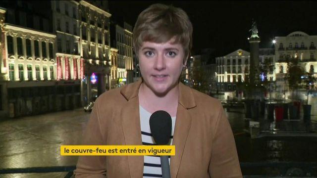 Coronavirus : premier soir de couvre-feu à Paris et Lille