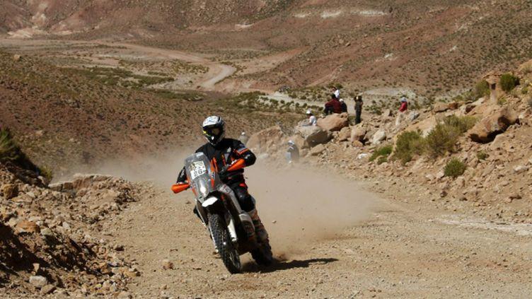 Toby Price s'impose lors de la 12e étape du Dakar 2015