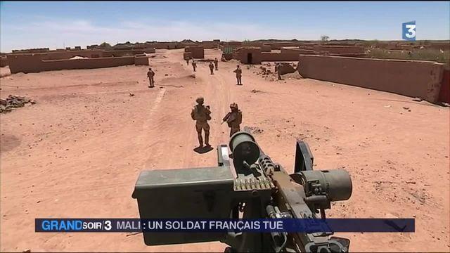 Mali : un soldat français tué pendant une opération