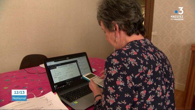 Savoie : l'école à la maison se poursuit tant bien que mal