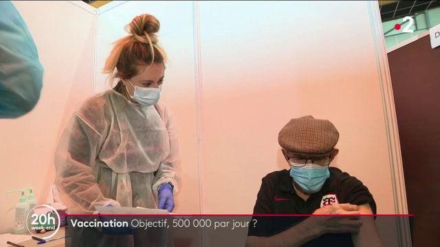 Vaccinations contre le Covid-19 : 46 vaccinodromes opérationnels