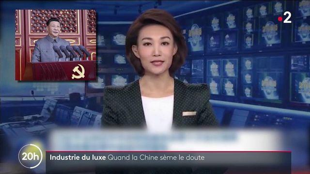 Géants du luxe : l'annonce d'une hausse d'impôts en Chine fait chuter leur cours en bourse
