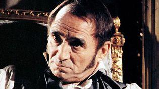 """Claude Brasseur est Joseph Fouché dans """"Le Souper"""" (1992) d'Edouard Molinaro. (Les films Ariane)"""