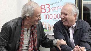 """Patrick Chesnais et François Berléand font les 400 coups dans """"12 ans d'âge""""  (Pyramide Distribution )"""