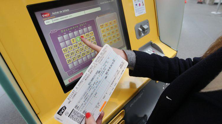 (Les tarifs de la SNCF augmenteront de 2,6% en 2015 © Maxppp)