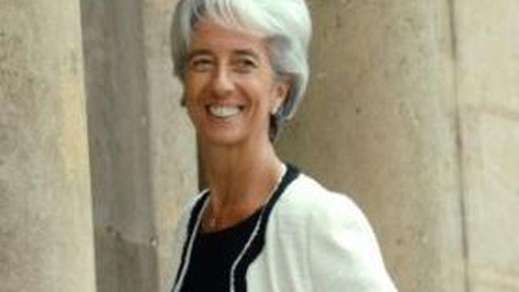 Christine Lagarde, en Suisse (© France)
