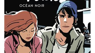"""Couverture de la bande dessinée """"Océan Noir"""", publiée aux éditions Casterman. (CASTERMAN)"""