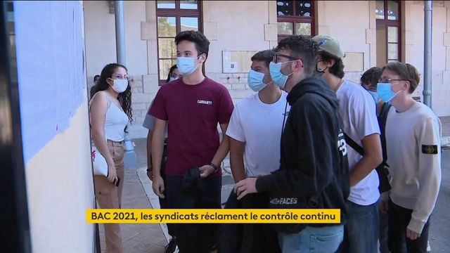 Baccalauréat 2021 : Jean-Michel Blanque annonce des aménagements