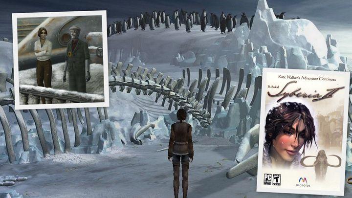 Kate Walker dans Siberia I et II (Youtube / Wikipedia Commons)