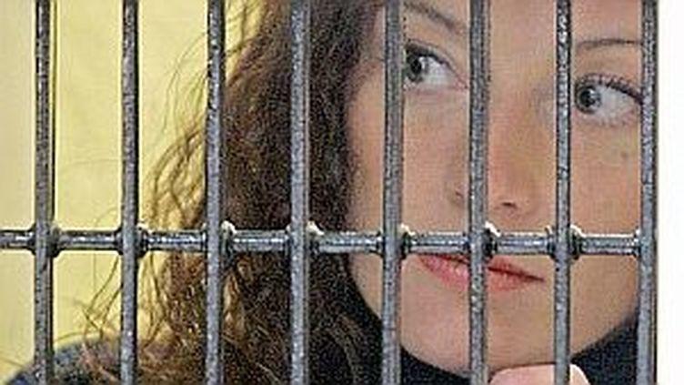 Florence Cassez, condamnée à 60 ans de prison au Mexique (Crédits photo : Schemidt /AFP)