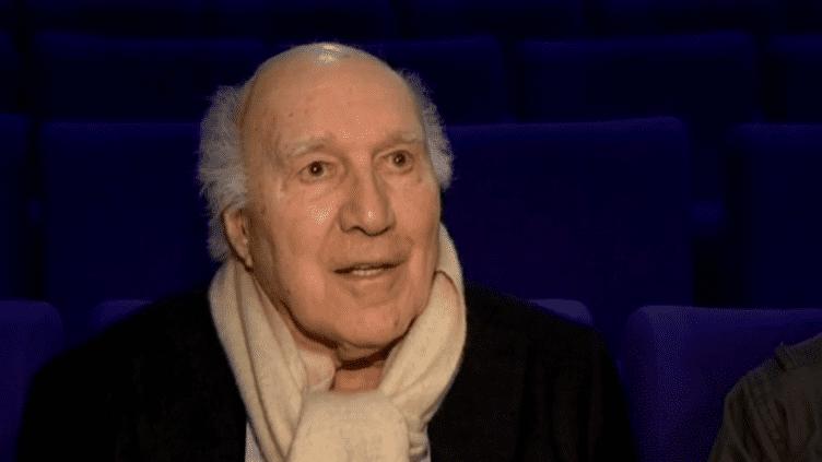 Michel Piccoli, invité d'honneur du festival Cinémondes de Lille  (France3culturebox)