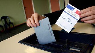 Plus de 43 millions d'électeurs sont appelés aux urnes, les 22 et 29 mars 2015, pour élire pour six ans leurs conseillers départementaux. (MAXPPP)