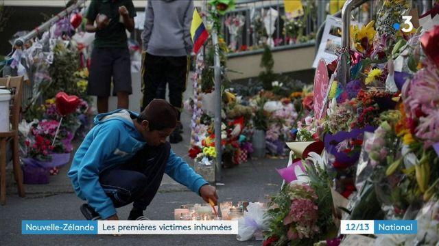 Attentats à Christchurch : les premières victimes inhumées