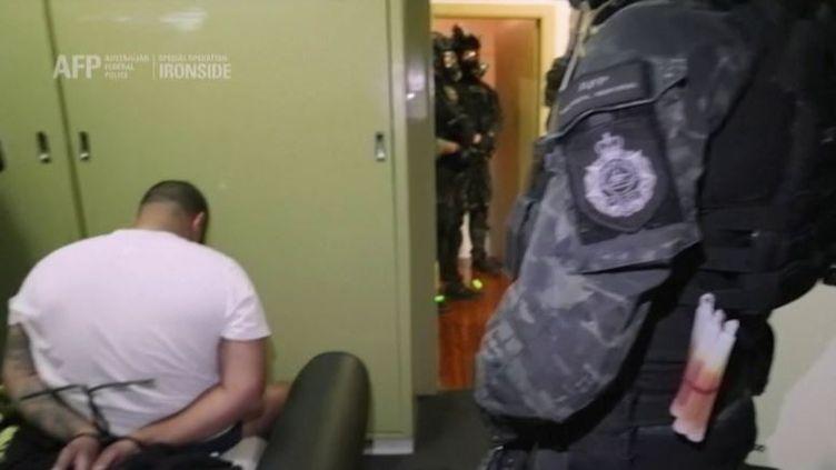 Crime organisé : un coup de filet à échelle mondiale (FRANCE 3)
