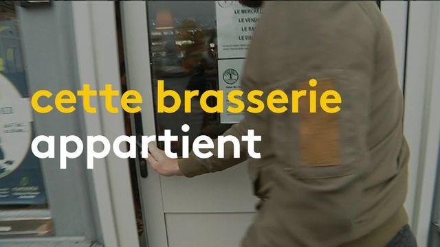 Mardi 9 octobre, franceinfo s'est rendue dans une brasserie pas comme les autres : une brasserie partagée.