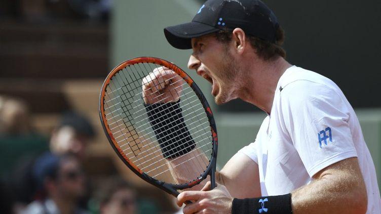 Andy Murray contre Martin Klizan (ERIC FEFERBERG / AFP)