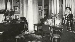 Nadia Boulanger est certainement la professeure de musique la plus célèbre au monde. (CAPTURE ECRAN FRANCE 2)