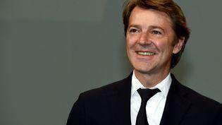 François Baroin, à Paris, le 18 octobre 2016. (MAXPPP)