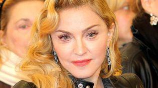 Madonna en octobre 2013.  (Topphotos/UNIMEDIA/SIPA)