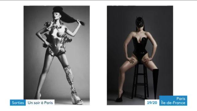 Viktoria Modesta une femme bionique au Crazy Horse