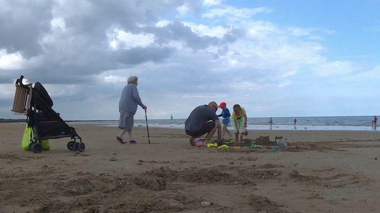 Calvados : la fréquentation touristique freinée par le mauvais temps (France 3)