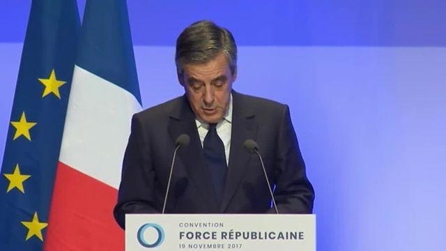 François Fillon fait ses adieux