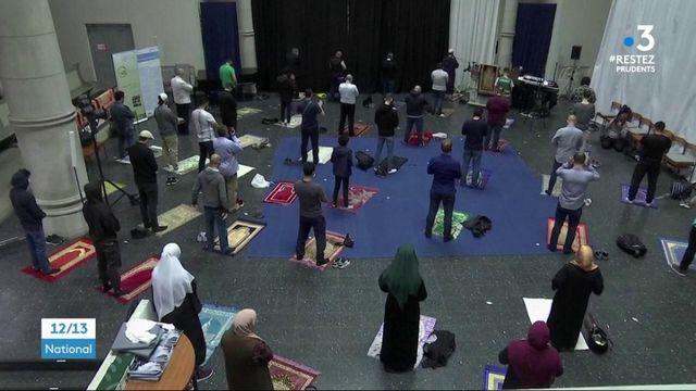 Berlin : une église protestante accueille la prière des musulmans
