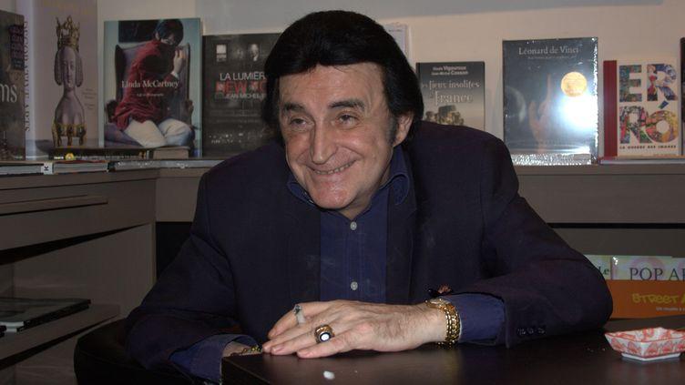 Dick Rivers, décembre 2011  (Citizenside.com)