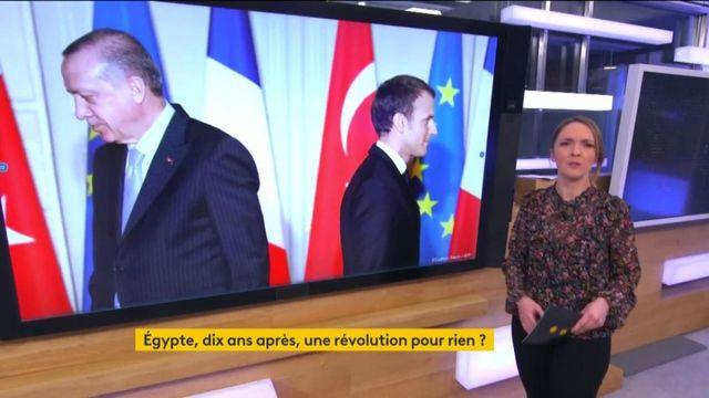 Monde : retour sur plusieurs mois de tensions diplomatiques entre la France et la Turquie