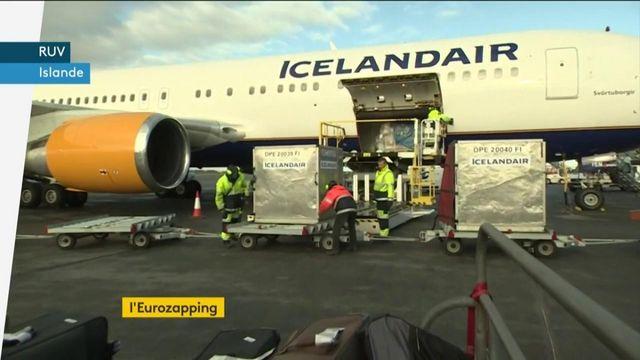 Eurozapping : Icelandair aux abois ; manifestations sans masque en Allemagne