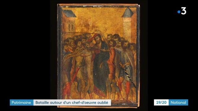 Patrimoine : bataille autour d'une peinture de Cimabue