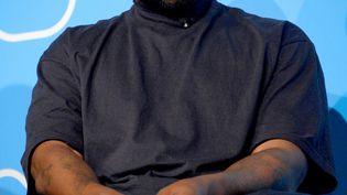 Le rappeur américain Kanye West le 7 novembre 2019 lors d'une émission télé, à New York (Etats-Unis). (BRAD BARKET / GETTY IMAGES NORTH AMERICA)