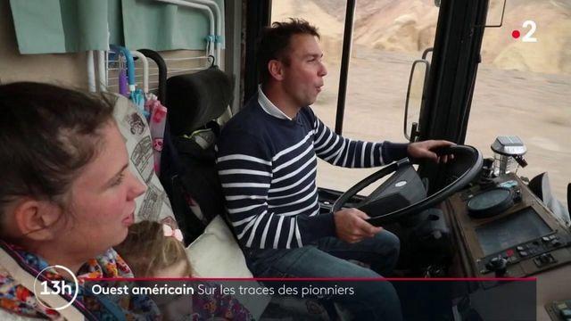 États-Unis : traverser la vallée de la Mort en famille