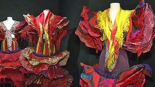 """Exposition """"Quand Lacroix habillait Carmen"""" au musée des cultures taurines de Nîmes  (France 3 / Culturebox)"""