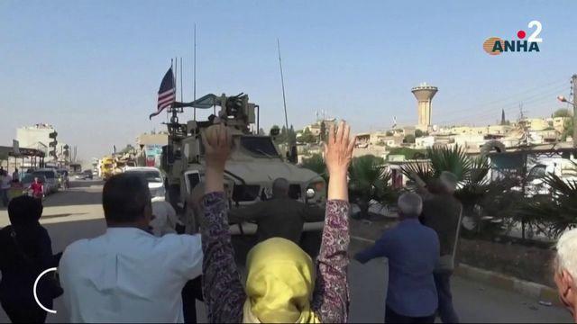 Syrie : le retrait des troupes américaines a débuté