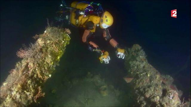 Ocean One : le soumarin humanoïde
