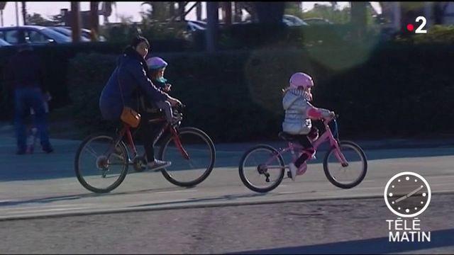 Un permis vélo pour les enfants bientôt mis en place