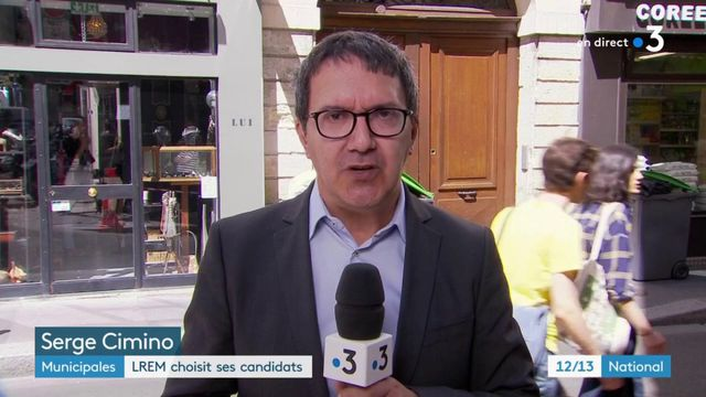 Municipales à Paris : LREM va trancher