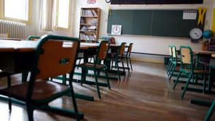 """""""Il y aura des contaminations à l'école, des enfants vont se contaminer, probablement quelques enseignants aussi mais on va le gérer"""", avait prévenu Le président du Conseil Scientifique, Jean-François Delfraissy. (AFP)"""