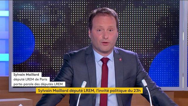 Régionales : le député LREM Sylvain Maillard se réjouit de la prise de position de Gabriel Attal