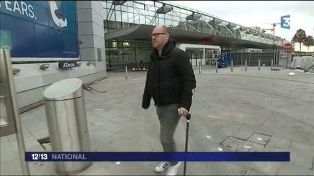 Attentat à l'aéroport de Bruxelles Zaventem : le témoignage de Walter Benjamin, rescapé