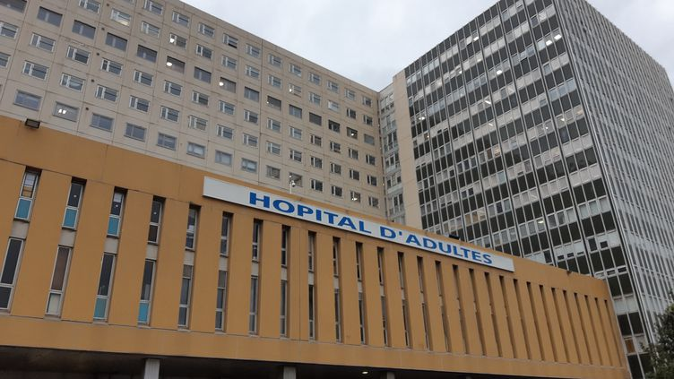 L'hôpital de la Timone à Marseille, en 2019. (SOLENNE LE HEN / FRANCE-INFO)