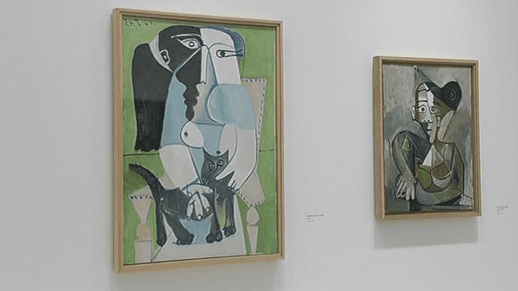 Portraits de Jacqueline Roque, la dernière femme de Pablo Picasso  (France 3 / Culturebox / capture d'écran)