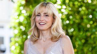 L'actrice, réalisatrice et productrice française Julie Gayet. (YOHAN BONNET / AFP)