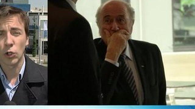 FIFA : Joseph Blatter peut-il encore être président ?