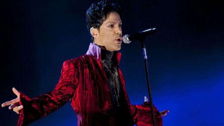 Prince au Sziget Festival de Budapest, le 9 août 2011.  (Balazs Mohai/AP/SIPA)